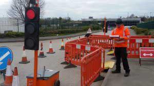 Construction Road Management