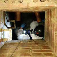 Emergency blocked drain repairs