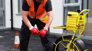 CCTV Drain Inspections and Drainage Surveys