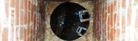 Drain repairs, rapid response in the event of a drain blockage.