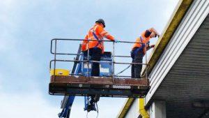 roofline repairs